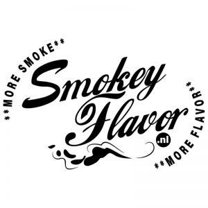Smokey Flavor. More smoke... More Flavor
